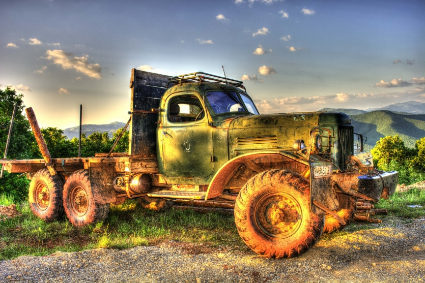 Old Vehicles :)