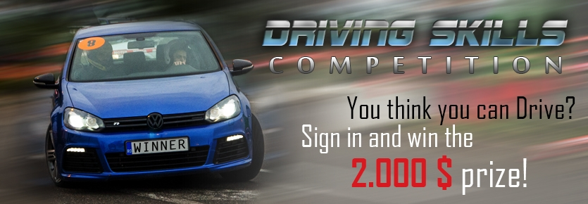 Driving Skills Competition