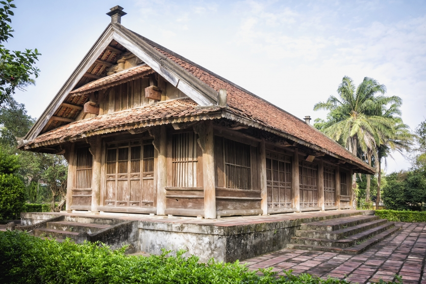 Viet ancient house