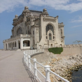 The Casino From Constanta