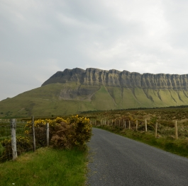 Ben Bulben in May