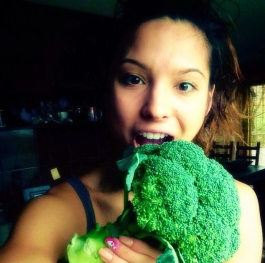 Maybe broccoli doesn't like me either :)