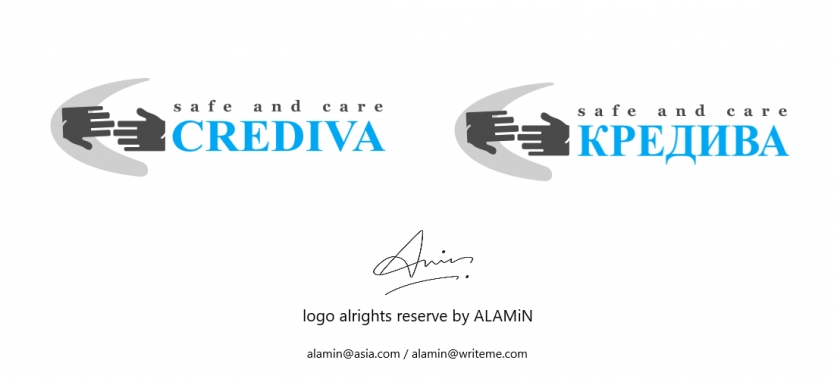 LOGO PROJECT - CREDIVA / КРЕДИВА!