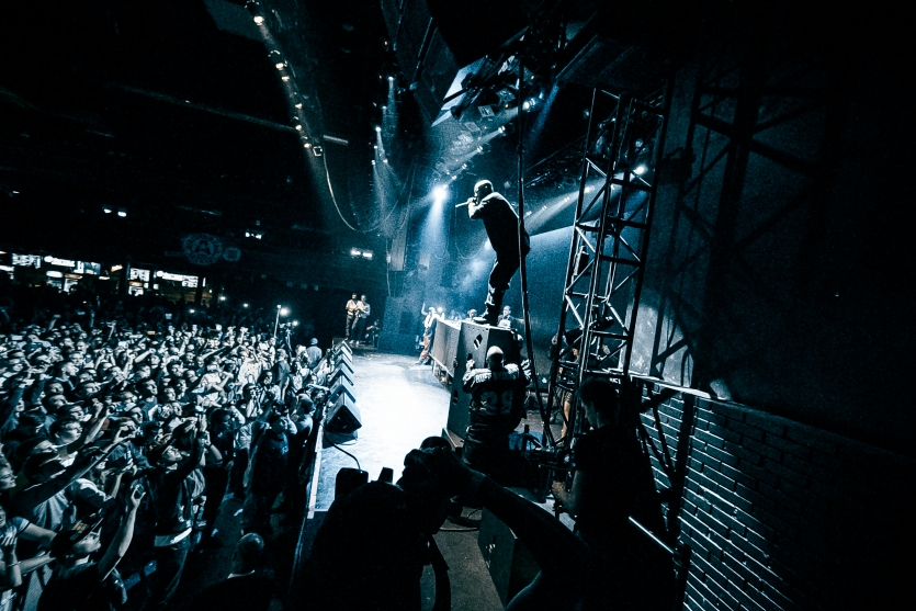 DMX in Moscow
