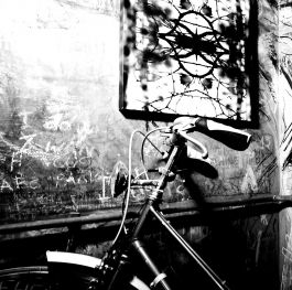 b&w cycling