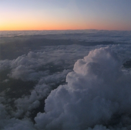 View Sky from Aircraft