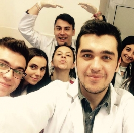 medical students sofia