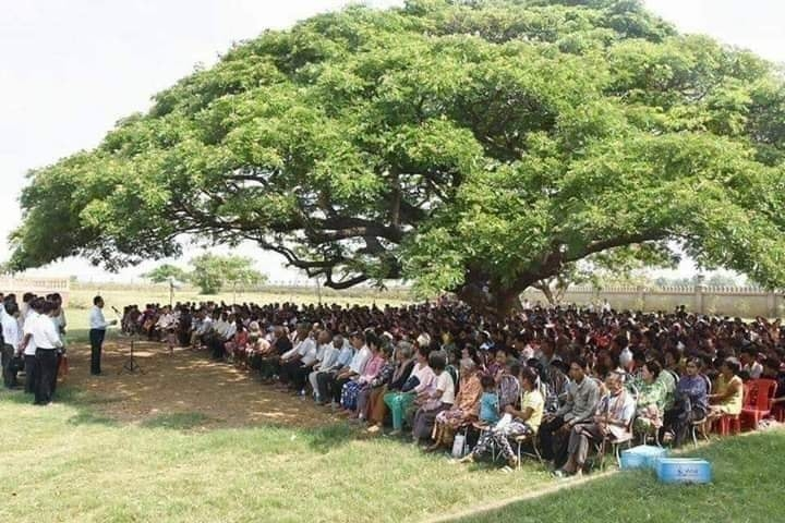 1000 PEOPLE 1 SHELTER SAVE TREEE SAVE WORLD