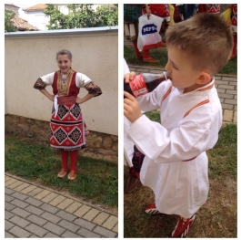 Macedonian kids
