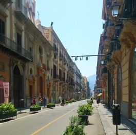 Palermo by day