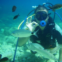 Diving in Marmaris