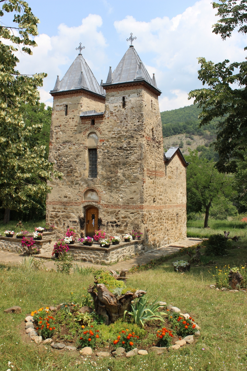 Old church in Serbia