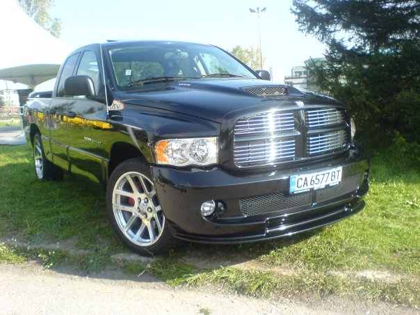 Doge Ram Pick up Truck