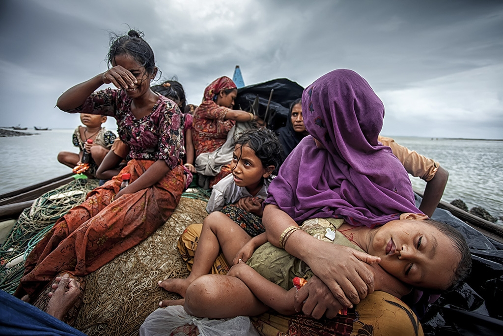Rohingya Refugee in Bangladesh