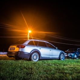 Allroad and Colt on the Track :)