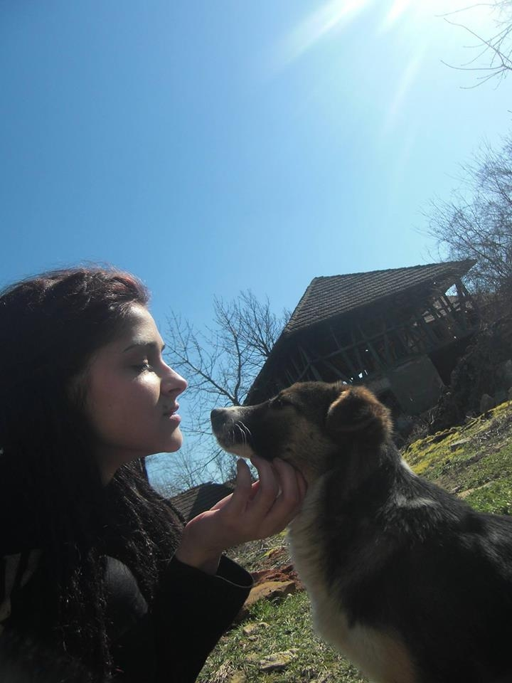 Me and My little dog