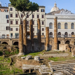 Rome - where past meets present