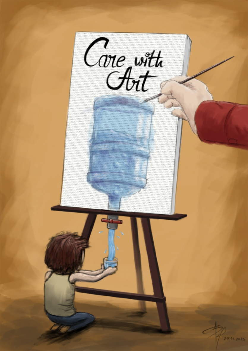 Care With Art