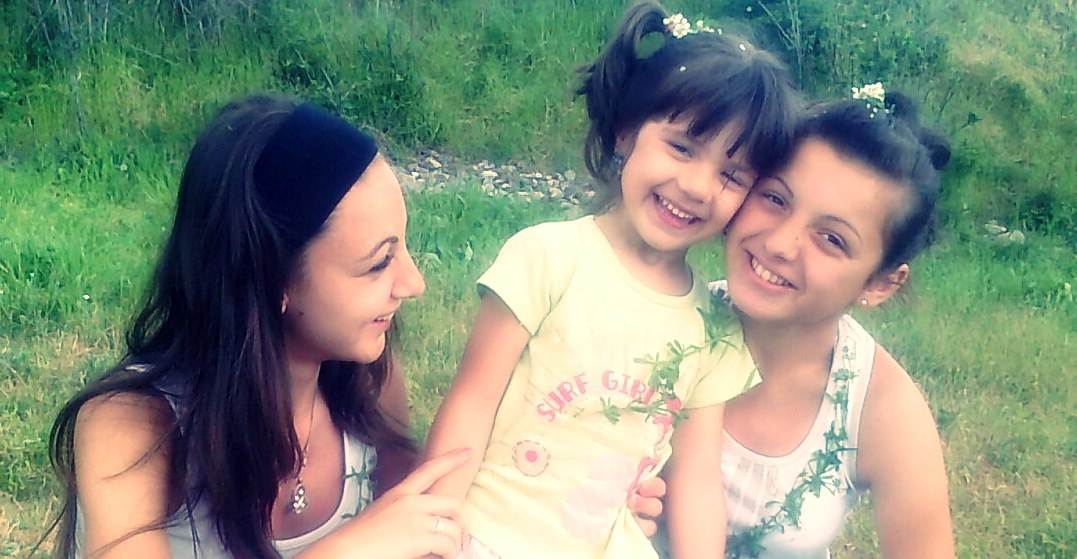 I and my sisters