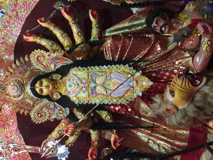 Durga Puja - Nav Ratri in India