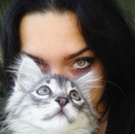 Meow means love ^_^
