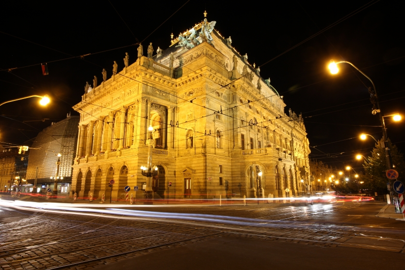 The National Theatre Prague