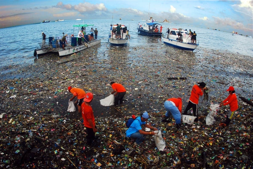 Manila ay Clean Up Drive
