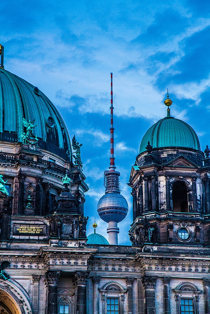 A view from berlin