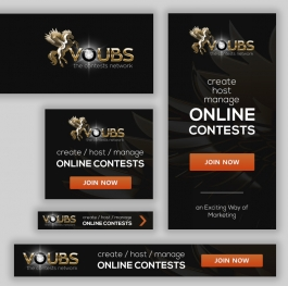 Best Banner Ad Design VOUBS