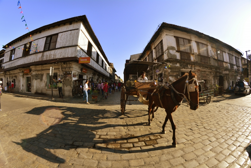 Experience the Heritage Town of Vigan