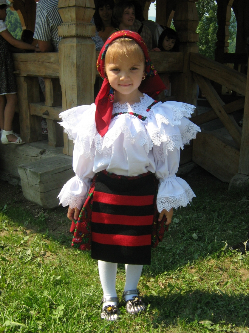 Costume from Maramures