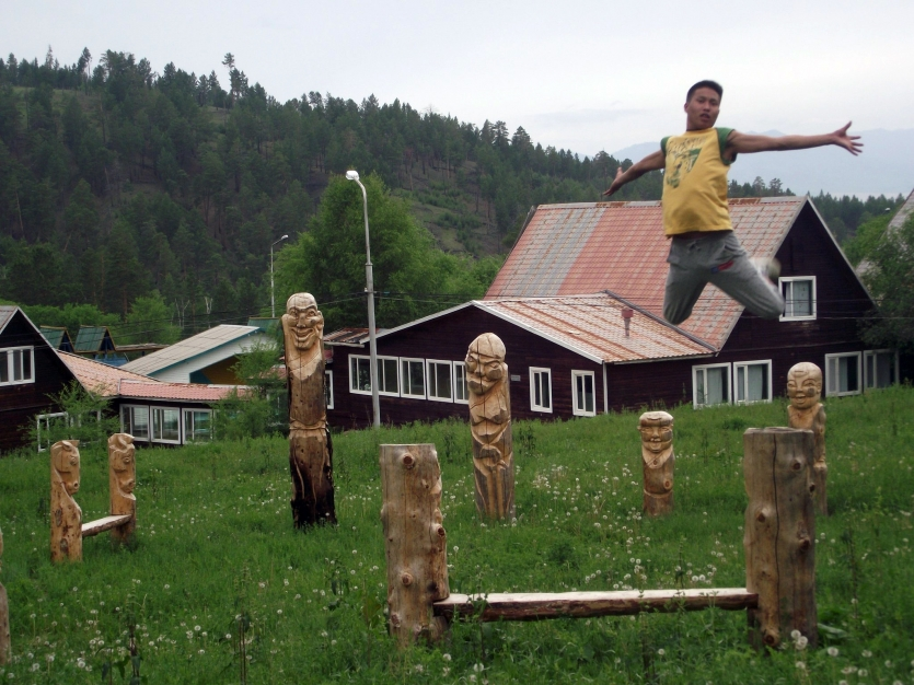 CHANGE in Wood Culture - People
