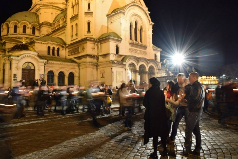 Easter in Sofia