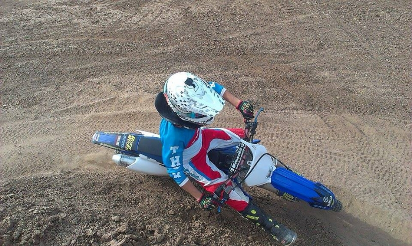 Motocross to the limit