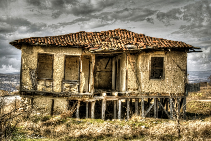 Old Bulgarian House