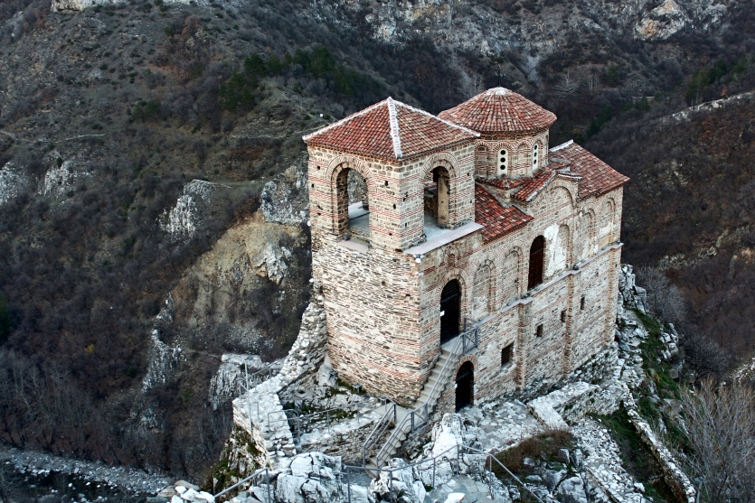 Church of Holy Virgin of Petrich Asen's Fortress
