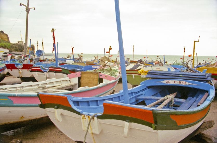 Boats in Portugal