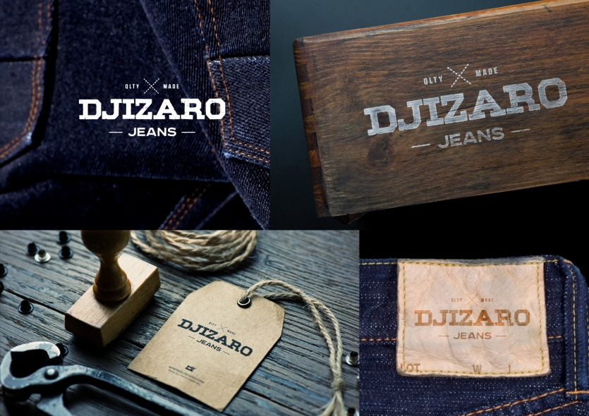 Djizaro Logo proposal v. 02