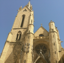 Gothic Church in France