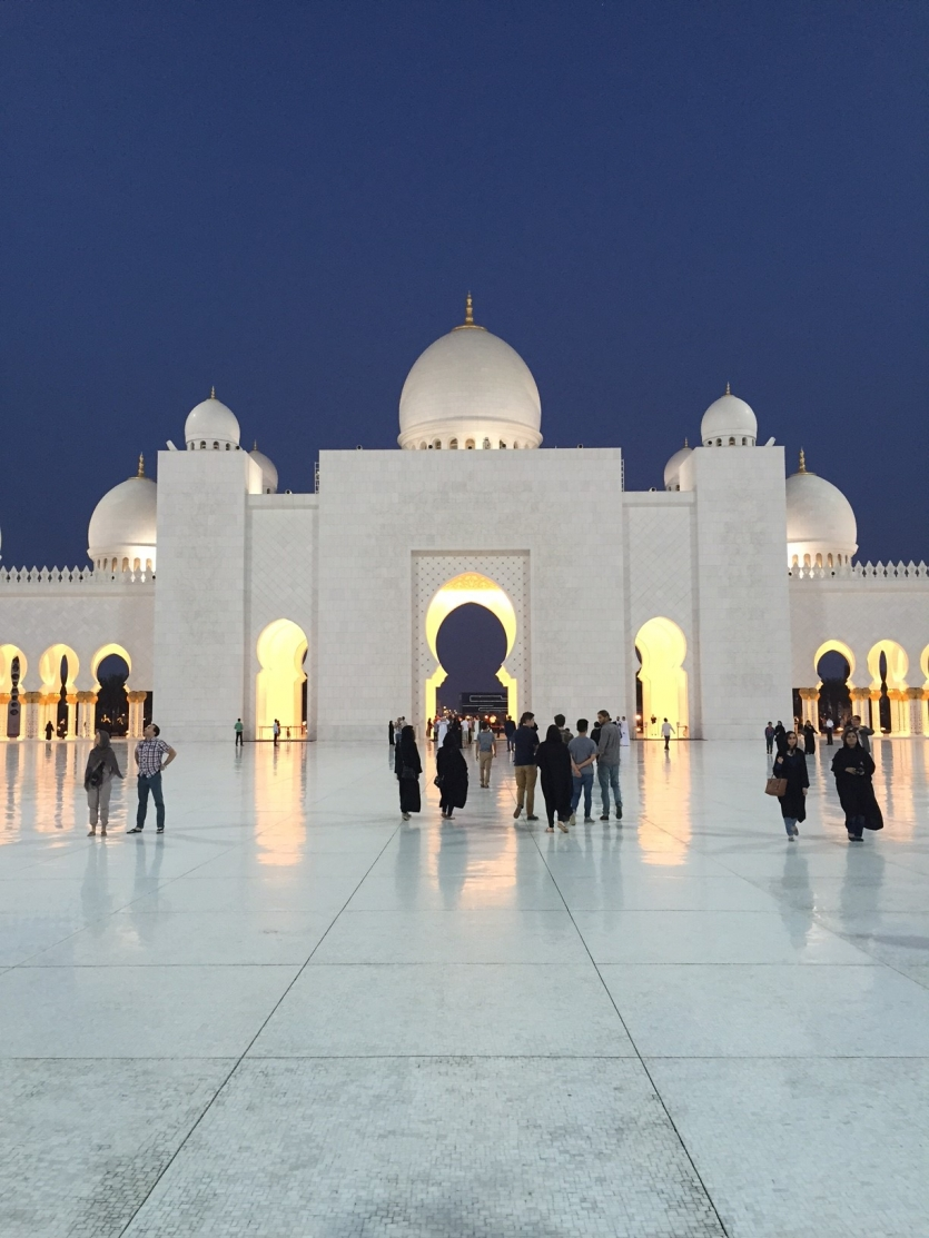 Sheikh Zayed Grand Mosque 9