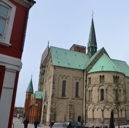 Cathedral in Ribe
