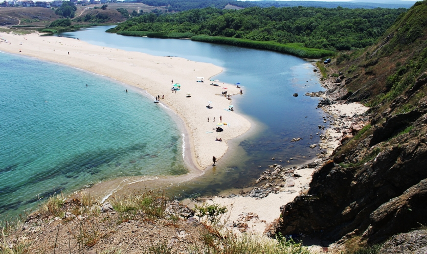 Sinemorets - the most beautiful place in Bulgaria