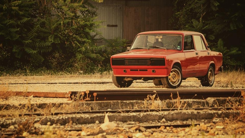 Old School Lada