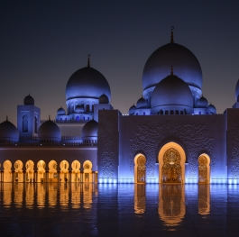 Sheikh Zayed Grand Mosque‎