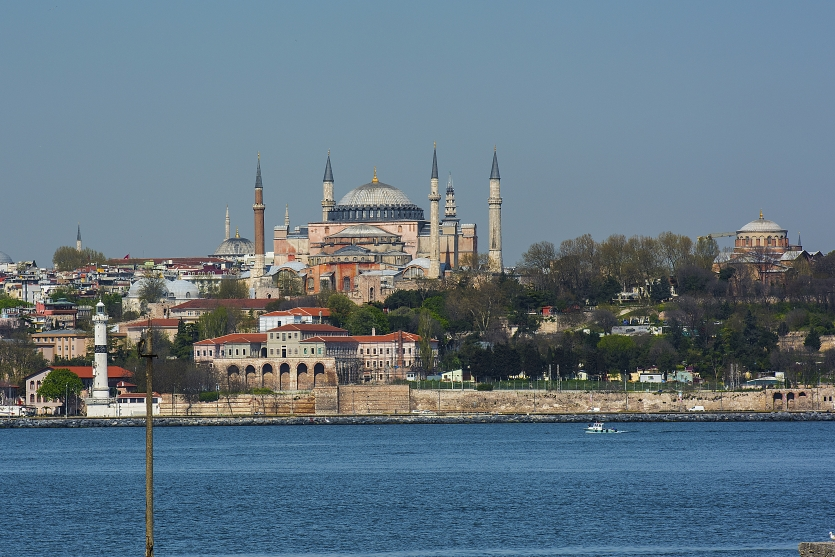 The Beautiful Hagia Sophia