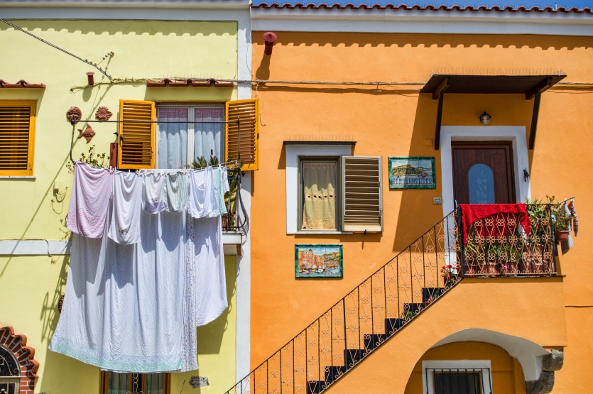 Colours of Procida