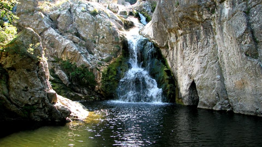 One more picture from rocks of Mokranje - waterfall :)