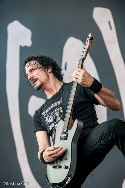 Gojira in Rock in Vienna