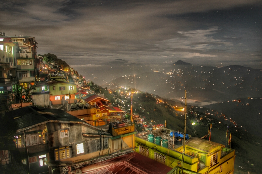Darjeeling evening