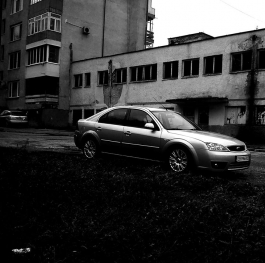 Ford Mondeo MK3 (ST pack)
